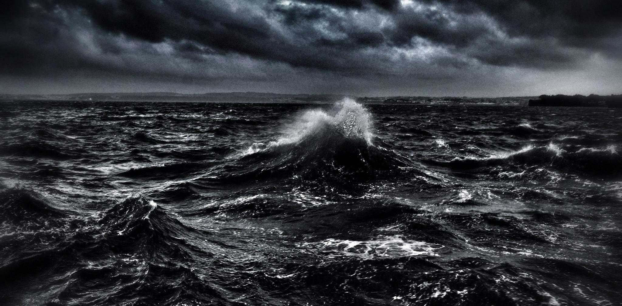 El Diablo Bajo las Aguas Turbias Parte 6